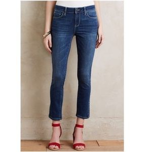 Pilcro stet ankle jeans Anthropologie size 27